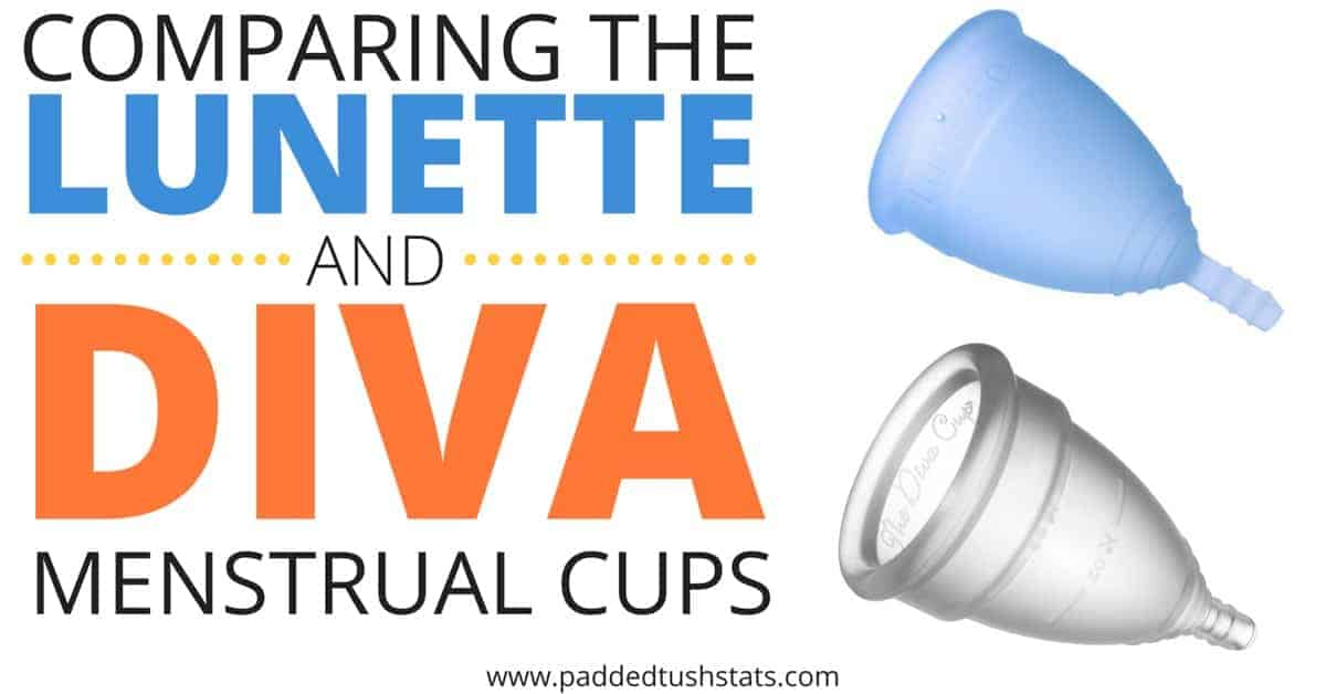 Lunette menstrual cup vs divacup review - Where to buy diva cup ...