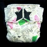 "Ragababe Newborn ""Easy"" All In One Cloth Diaper Review"
