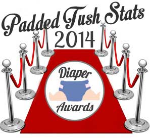 2014 Padded Tush Stats Diaper Awards